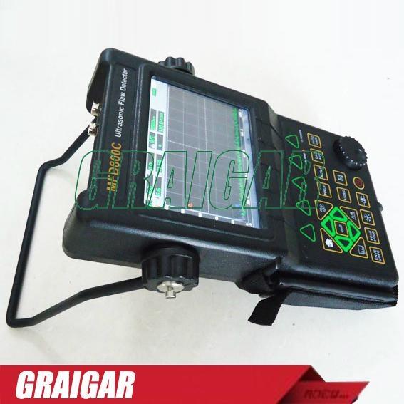 MITECH MFD800C Ultrasonic Flaw Detector 2