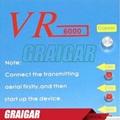 VR6000 Long Range King 50m ground gold diamond metal detector