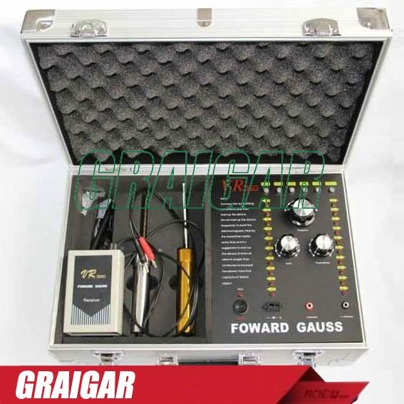 VR5000 Underground Search Gold Detector 1
