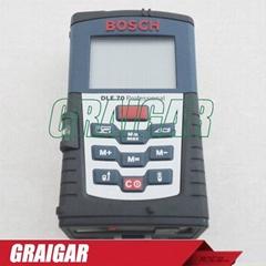 BOSCH DLE70 Laser Distance meter Measure 70m Range Metric & Imperial Measuring