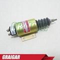 Woodward SA-2606A Stop solenoid