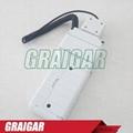 TASI-630 Digital Light Meter Luxmeter LCD Backlight PEAK-HOLD 50mS pulse light a 4