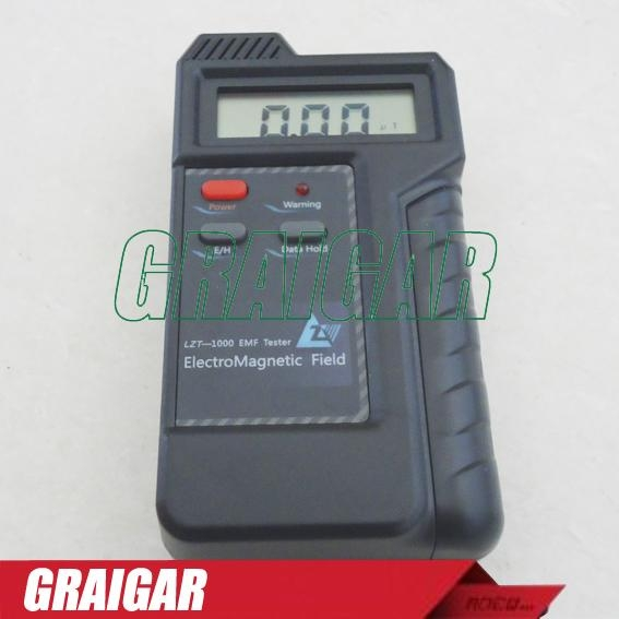Electromagnetic Radiation Detector LZT-1000 Meter Sensor Indicator For Home Use 2