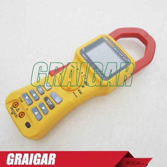 Fluke 345 Power Quality Clamp Meter 2