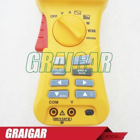 Fluke 345 Power Quality Clamp Meter 3
