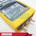 Fluke 922 HVAC Pressure Airflow Meter Kit Micromanometer