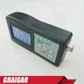 Digital Vibration Meter Tester VM-6360 with RS232 software and Cable 2