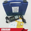 Digital Vibration Meter Tester VM-6360 with RS232 software and Cable 4