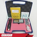 Digital Vibration Meter Tester VM-6360 with RS232 software and Cable 5
