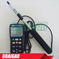 TES-1341 Hot-Wire Anemometer with USB