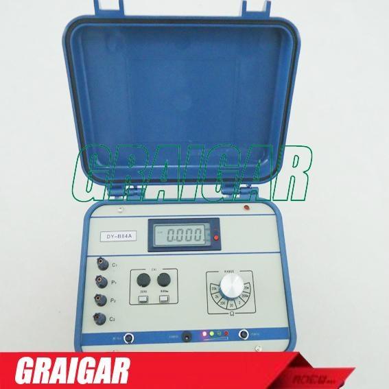 Portable Digital DC bridge DY-B84A 1