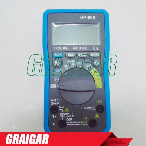 HP-90B CAT IV Advanced digital Multimeter 1