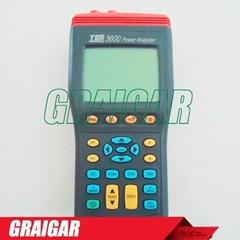 3 Phase Power Analyzer TES-3600