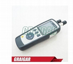 Handheld 6 Channels Particle Counter Infrared IR Air Temperature DT-9881