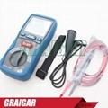 CEM DT-5500 Digital Insulation Tester Megger MegOhmMeter CAT III 1000V, 2000 Meg 3