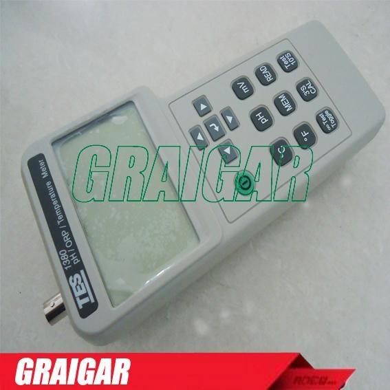 TES-1380 PH / ORP / Temperature Meter 1