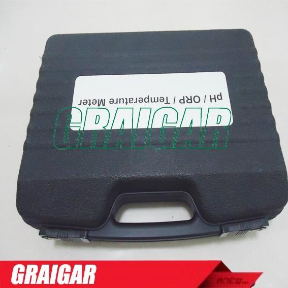 TES-1380 PH / ORP / Temperature Meter 4