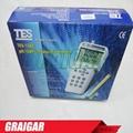 TES-1380 PH / ORP / Temperature Meter 5