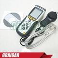 CEM DT-8809A 400,000Lux Meter Professional Light Meter photometer Illuminometer