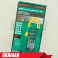 Mastech MS2115A Digital Clamp Multimeter Meter Frequency Resistance Capacitance