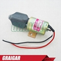 SA-4735 (1756ES-24E3ULB1S5) Construction Machinery 12V 24V Shut down Solenoid