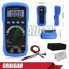 Mini BSIDE ADM01 AutoRange Digital Multimeter with Frequency Tester