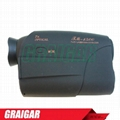 Laser rangefinder 1500 meters range finder telescope TM1500 ranging telescope