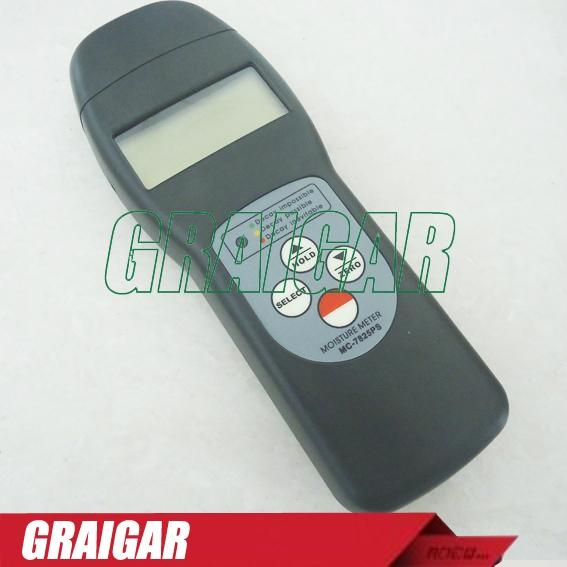 MC-7825PS PIN & Search Moisture Meter Tester 1