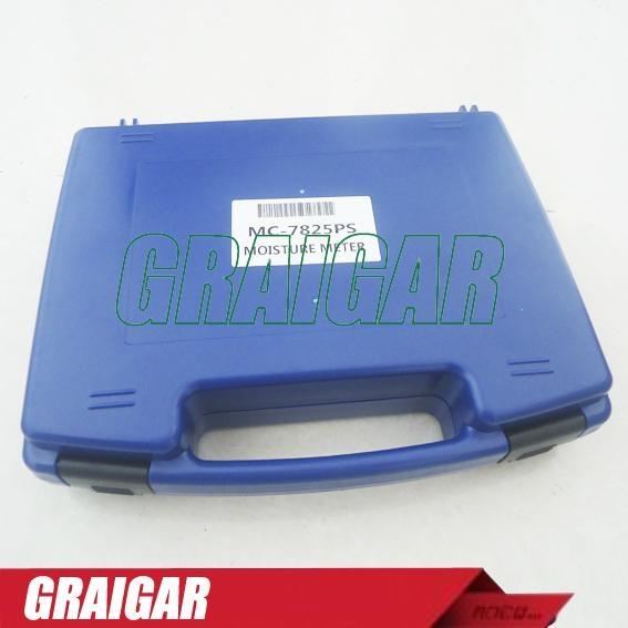 MC-7825PS PIN & Search Moisture Meter Tester 5