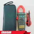CENTER-212 AC / DC True Rms Clamp Meter