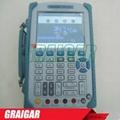 H087 Hantek DSO1122S full isolation handheld oscilloscope multimeter 120MHz 1GSa 2