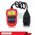 Autel AutoLink AL301 OBDII OBD2 CAN Code Reader Scanner Auto Fault Diagnostic
