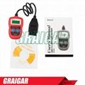 Autel AutoLink AL301 OBDII OBD2 CAN Code Reader Scanner Auto Fault Diagnostic 4