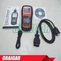 2014 new arrival Original Autel AutoLink AL519 OBD-II and CAN scanner tool