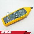 Fluke 971 Temperature Humidity Meter Tester Psychrometer 99 Record Capacity
