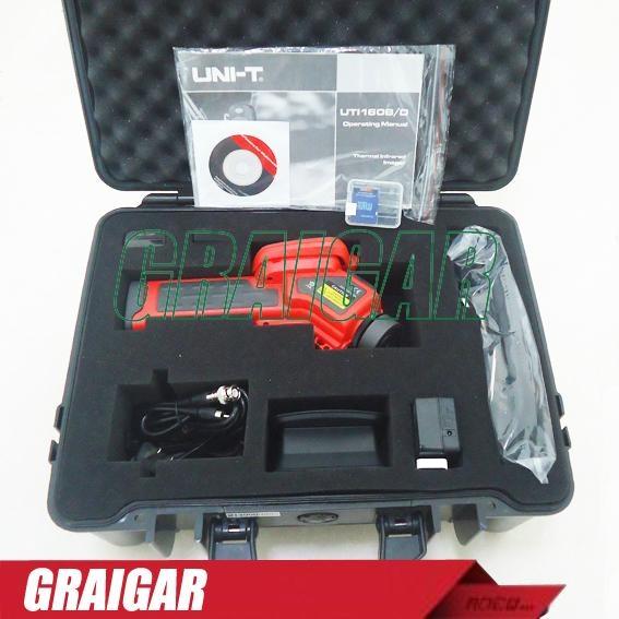 Handheld Infrared Thermal Imager Visual Infrared Camera UTI160B 5