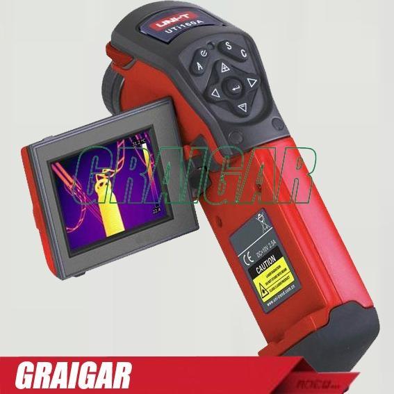 Handheld Infrared Thermal Imager Imaging Camera UTi160A Visual IR thermometer 1