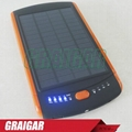 Solar energy Mobile Power Bank Battery Charger MP-S23000 high Capacity 23000mAh  2