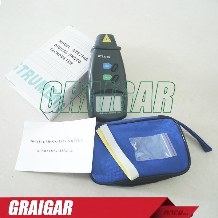 Photo Tachometer DT2234A (Laser) 1