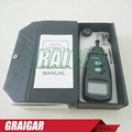 Contact Tachometer Surface Speed Meter DT2235A 3