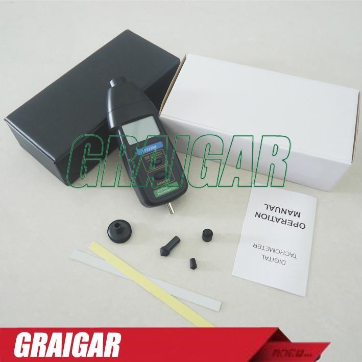 Photo / Contact Tachometer DT2236B 3