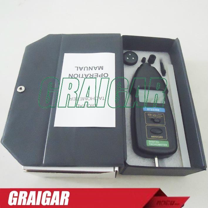 Photo / Contact Tachometer DT2236B 4