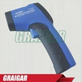 Portable hand-held Infrared thermometer HT-835 (-50 TO 850 Celsius degree)
