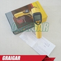 Non-contact infrared thermometer digital