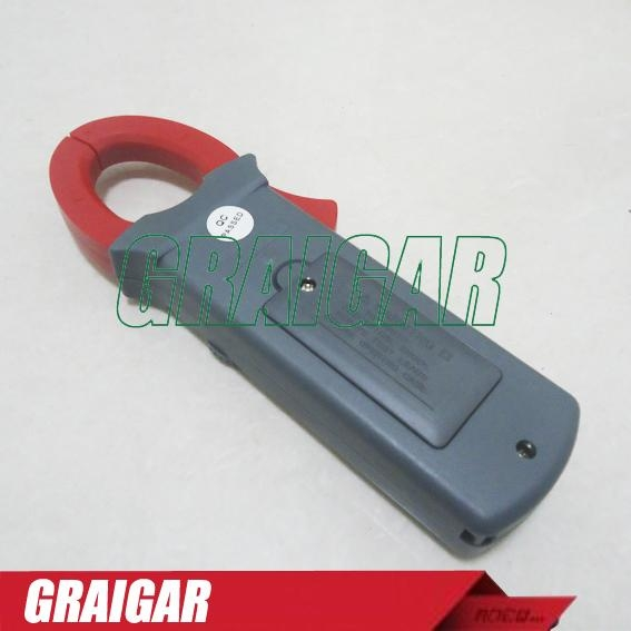 Resistance DC AC Voltage Measuring Tool UA201 Clamp Meter Multitester 2