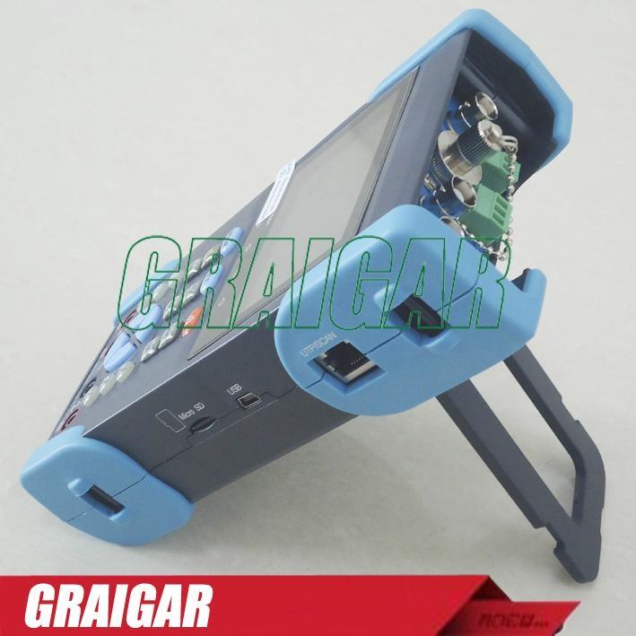 CCTV Tester L-T2613T Camera Test Optical Power Meter TDR test PTZ Wire Tracker 2