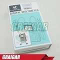 Brand New Kyoritsu 2000 Digital Multimeter AC/DC Clamp Tester meter