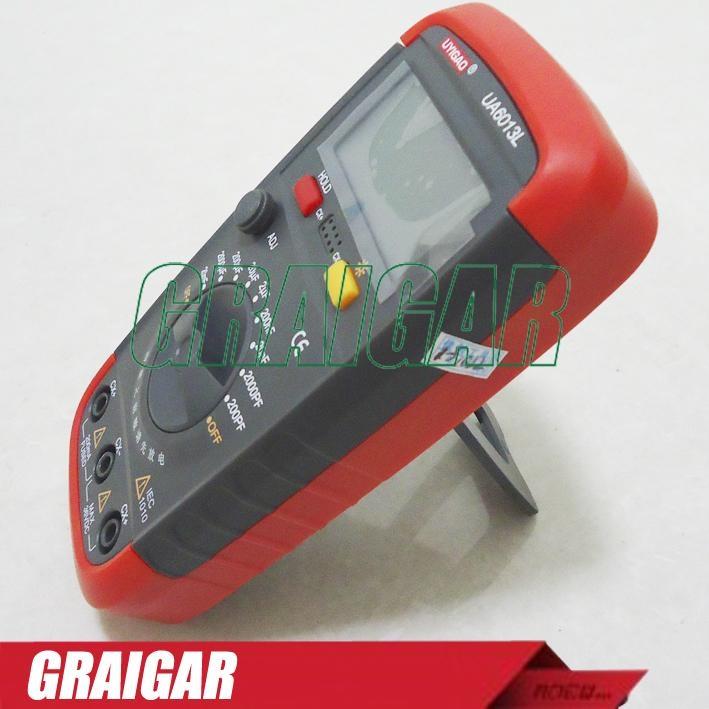 Pro Capacitance Capacitor Digital Tester Meter UA6013L 3