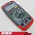 Pro Capacitance Capacitor Digital Tester Meter UA6013L 4