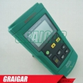 AC/DC-12-400V , MS6818 Flashlight function advanced wire and cable Tracker